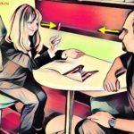 Контроль за взглядом собеседника